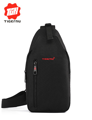 2017 Tigernu summer Waterproof Man women Shoulder Bag Chest Pack Bag Crossbody Sling Bag For Ipad Ca